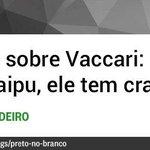 RT @DireitaBrasil: Verdadeiro! @OGloboPolitica #PretoNoBranco checa frase de @AecioNeves sobre João Vaccari Neto. http://t.co/98G1PhxqU3 http://t.co/v0KKhi1Kof