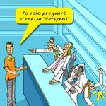 """Triste pero cierto --»""""@ThomasDangel: Escasez de medicinas, lamentable realidad: Caricatura EDO: Euthyrox http://t.co/5V4HcTaj1m"""""""
