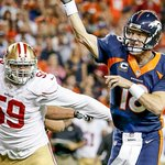 RT @Broncos: #Broncos 14, @49ers 0 - 3 plays, 59 yds., 1:22 - Manning hits @WesWelker from 39 yards. #SFvsDEN http://t.co/eUuPZrCKuz