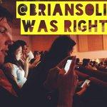 @briansolis you werent kidding were you? #liveconferencepics #TelstraSummit #kidsthesedays http://t.co/gv35PILnpL