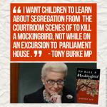 RT @KieraGorden: Great quote from @Tony_Burke following Bronwyn Bishops embarrassing backdown on segregating women in Burqas. #AusPol http://t.co/HanqSGi0cv