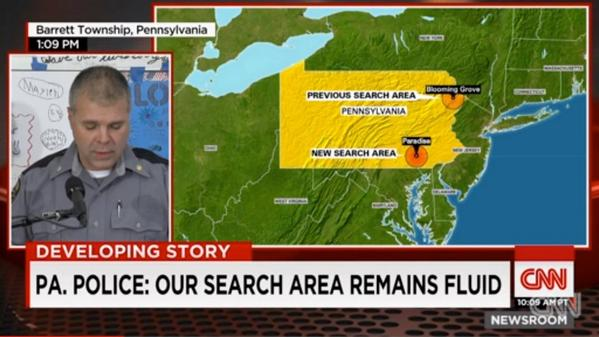 CNN really knows their geography. #EricFrein http://t.co/mf1chcftH4