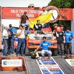 CUMPLIMOS: ECUADOR ES CAMPEON EN ARGENTINA! @sebasguayasamin primer ecuatoriano que gana un titulo FIA de #RALLYCC http://t.co/dnhYIQ4rd4