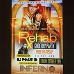 FREE #GHOE #dayparty THIS FRIDAY @ INFERNO http://t.co/PJjoTdk27l
