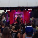 Great set by @fmlybnd for the last day of @newnoisesb #ivband #newnoise #MusicpageShoutOut http://t.co/wOZNQC9RCv