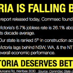 Commsec State of the States out today http://t.co/KN51b3Icu6 - NSW is leaving Victoria behind #springst http://t.co/VKT4ruuopb