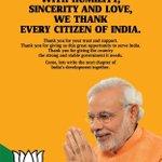 RT @BjpRajKPurohit: Thank You Colaba for reposing faith in @narendramodi @BJP4India & @MahaBJP for Development & Progress in Maharashtra. http://t.co/kFYrjpOgCK
