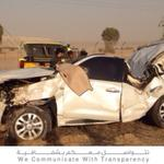 Better late than never. #UAE #Dubai #Police #accident #accidents #car #crash #vehicle #photo http://t.co/22H1jqeQ00