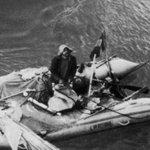 Le 20 octobre 1952, premier jour seul en mer pour un naufragé volontaire http://t.co/NUsbEQgndF http://t.co/zITiOUnky5