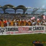 RT @Dvo_Anzoategui: Imagen: Dvo Anzoátegui y Zamora FC unidos en el (Foto: José Mendoza) #diamundialcontraelcancerdemama http://t.co/RvRR0bMUVm