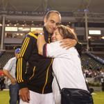 "#LAGalaxy RT "" Family is forever. #ThanksLD http://t.co/SsscEW0dPg "" #SportsRoadhouse"