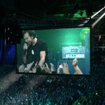 RT @XcelEnergyCtr: Eddie Vedder was just in the crowd for his last song! And the crowd LOVED it! #PJXEC http://t.co/TKWCURJhyf