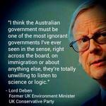 RT @MarcelVerheyden: So Im not the only one thinking this? #auspol @LiberalAus @AustralianLabor http://t.co/Sk4ekQBnFa