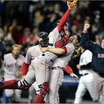 10 years ago today, the @RedSox stunned the Yanks to reach the #WorldSeries, the greatest comeback in @MLB history. http://t.co/fOO1HgtOLw