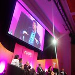 #TelstraSummit Panel: Corps & Startups @briansolis @JoeFernandez @troymalone @gerdschenkel @KazStocks @JeffClementz http://t.co/EIDjoiZ4tI