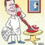 Where is Rahul Gandhi? Where is Raj Thackeray? My #cartoon http://t.co/xbBO4BDu2R