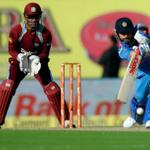 RT @CricketNDTV: Virat Kohli took 64 innings less than his idol Sachin Tendulkar in race to 20 ODI hundreds   http://t.co/Yv6ueP5x1t
