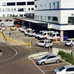 RT @ANMFvicbranch: 13 ambulances are ramped right now at the Austin Hospital. The emergency dept is now on bypass #codered #springst http://t.co/5noE9GZs3Y