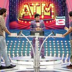 RT @sillijo: Watch Today's ATM @ 9pm In Which Hero Ajay &  @actorbrahmaji