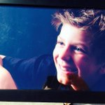 The photo of Luke Batty that sat at the front of his coronial inquest today. #lukebatty #9Newscomau http://t.co/GjwXv701pb