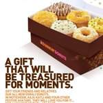 Gift your friends & relatives the all new yummy #diwali inspired donuts by @Dunkin_India this festive season! http://t.co/SR0C3TjtmX