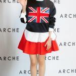 少女時代 ティファニー、2015 S/S ソウルファッションウィーク(10/20) http://t.co/MApWgrBjFm