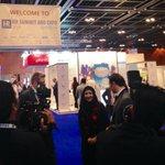 Her Excellency Amal Bin Adi, DG, #Dubai Govt Human Resources opens HR Summit #HRSE14 today http://t.co/KTnAm964rn