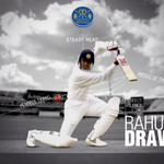 The perfectionist, the mentor, the legend - Rahul Dravid! #CelebratingRahulDravid http://t.co/6wQd2E1WzG