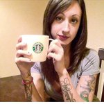 Don't be surprised if you see more ink when you pick up your @Starbucks this morning. #tattoo http://t.co/sVscFgxK3y http://t.co/OLakkuYFY6
