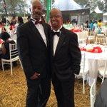 """@chriskirwa: #CelebrityingKenya @TheMCSK @CarolineMutoko #MashujaaDay http://t.co/HneqkOokzK"" < @davidmuriithi do you ever rest? Eish!"