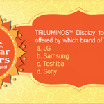 RT @cromaretail: 12 winners announced, 38 more to go. Answer the question and win Croma vouchers worth Rs 1000. #DhanterasWithCroma http://t.co/rl7YBNmoMn