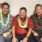 Had a great time as guests of Maui Mayor Alan Arakawa at his Filipino Rally over the weekend
