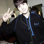 RT @sjbecomeone_th: SMTOWN NOW - SMTOWN LIVE WORLD TOUR IV in SHANGHAI - คยูมินเฮทึก ^^V http://t.co/OkYk6MdkVr