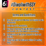 RT @6thstreetyogurt: Here are the Terms & Conditions of the #Contest. RT Now! #DiwaliWith6SY http://t.co/juHo8VyXT9