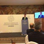 RT @australiapp: Interesante intervención Ministro Industria en Fundacion Estudios Financieros en Las Palmas de Gran Canaria http://t.co/aSbUbQJjCB
