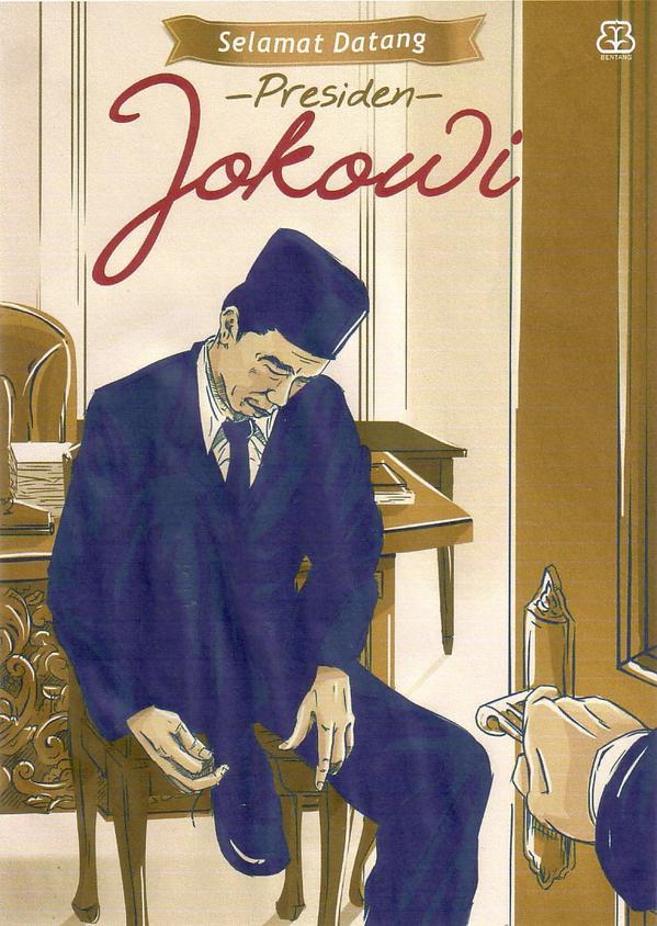 "Ebook ""Selamat Datang Presiden Jokowi"" by Tim Relawan (362 hlm) bisa diunduh gratis di sini : http://t.co/Lxu94STryO http://t.co/xEY9201itd"