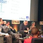 Début de la 2è partie animée par @vincentgiret @lemondefr #CroissanceAfrique http://t.co/UQe9qsyMGn