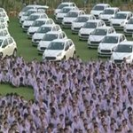 Diamond merchant does an Oprah, gifts cars, homes, jewellery to employees http://t.co/v6hRZq2qR0
