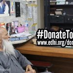 RT @pticantbstopped: We CANNOT Rely On This Imbecile Government To Help Edhi Sb. WE GOTTA DO IT! #DonateToEdhi http://t.co/RGSdMLIKAu http://t.co/j3CZ7VuDz7