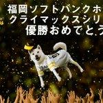 RT @SoftBank: 福岡ソフトバンクホークス クライマックスシリーズ パ優勝!おめでとう!! 次は、日本シリーズ だ! #SoftBank #sbhawks http://t.co/xEBeNFnyy6