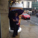 Its raining!! pop into NatWest #Huddersfield for a mortgage quote and free coffee.????☕️????☔️ http://t.co/ULHF7cyRRO