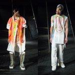 RT @fashionpressnet: ユイマ ナカザト(YUIMA NAKAZATO) 2015年春夏コレクション 全ルックを公開http://t.co/4Ju6DODNpf http://t.co/RTRRDdGKcZ