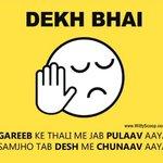 #Dekhbhai ???? #mahaverdict #CongressMuktBharat #BJP4Haryana #BJP #Congress #NCP #Election2014 #congress2014 #HellYeah http://t.co/UAnJ4eSSe4
