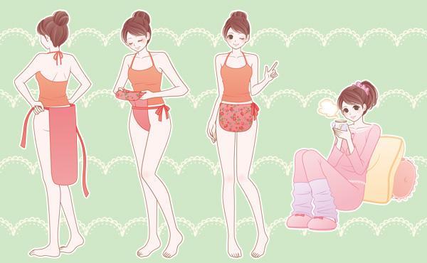 オシャレふんどし専門店aifun様のWeb用、商品カード用イラストを描かせていただきました。着用方法のページと、それぞれの商品ページに掲載されています。ふんどし女子の皆様、どうぞご贔屓に♪ http://t.co/G8cH7YpQhM http://t.co/Q3M2swy0gs