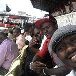 RT @DannMwangi: #MinistryOfMouth (with @UKenyatta at the (far) back). #MashujaaDayCelebrations @yung_nnoiz @NasarathePoet @BeatMarvel http://t.co/iDF21efYZ7