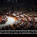 Sindh Assembly approves local government amendment bill http://t.co/KdhvfQGKqP http://t.co/QXiex2wJKL