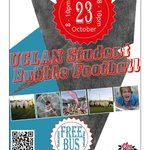 RT @UCLanArena: @UCLanSU RT: @UCLan Students... #BubbleFootball is BACK @UCLanArena THIS Thursday 23rd OCT (8pm-10pm) #UCLanSport http://t.co/Q8VzWKc89e