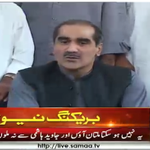 100 Imran Khans and 100 Shah Mehmood Qureshis cant make one Jawed Hashmi. - Saad Rafique http://t.co/iOt3uPLcPY