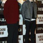 RT @kor_celebrities: JYJ ユチョン&俳優ユファン兄弟、映画「私の独裁者」VIP試写会(10/20) 2 http://t.co/atOrAyS9px