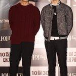 JYJ ユチョン&俳優ユファン兄弟、映画「私の独裁者」VIP試写会(10/20)3 http://t.co/0vQRHehdKo